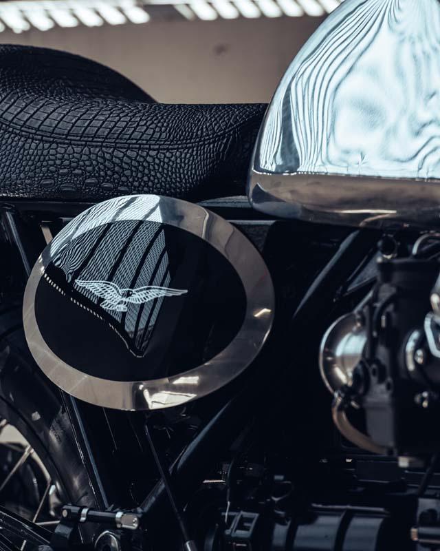 FEATURE - 1975 Moto Guzzi 850 T3 custom