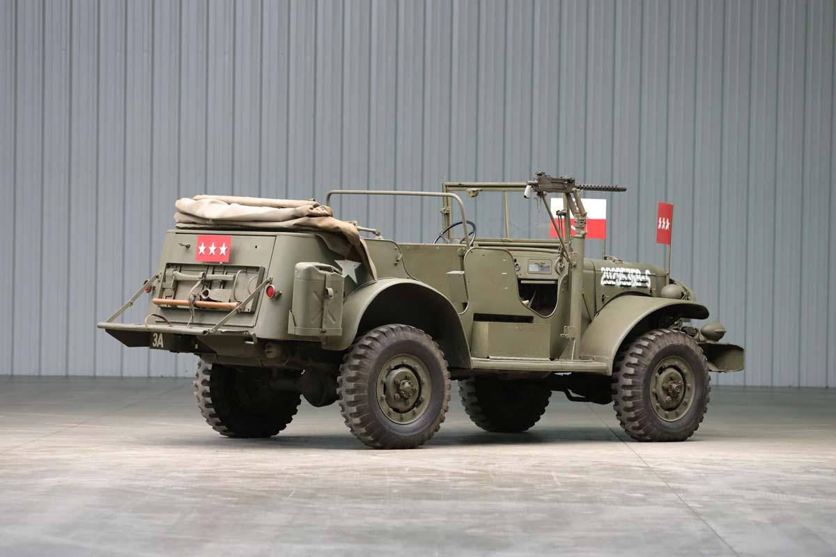 FEATURE - 1944 Dodge WC-57 Command Car
