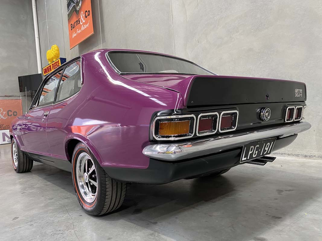 Aussie Classics up for grabs in Burns & Co. auction