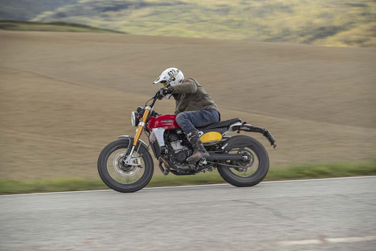 ROAD TEST – 2021 Fantic Caballero 500