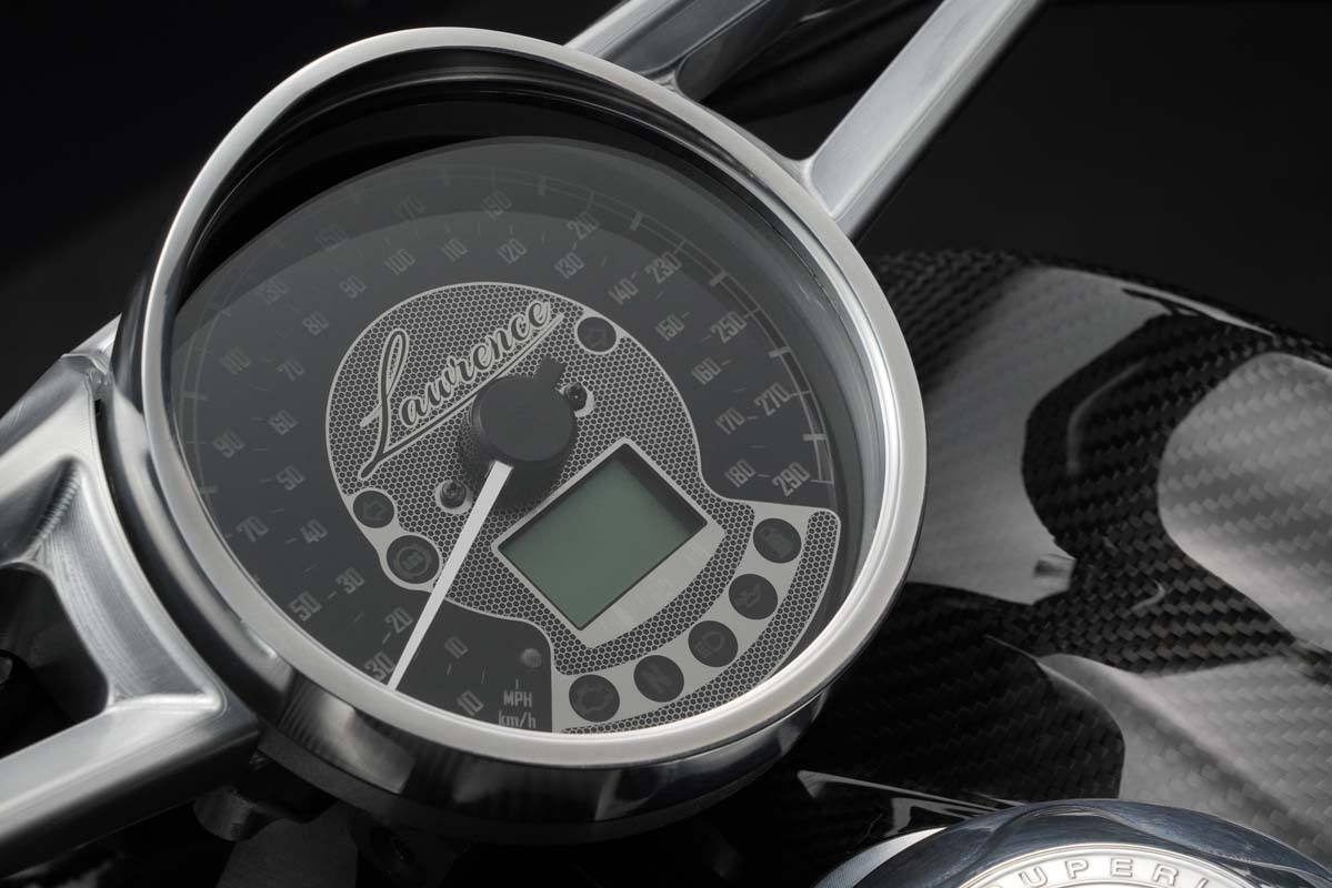Brough Superior release 'Lawrence' edition