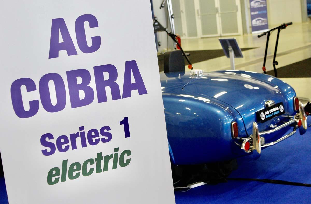 Tech – AC Cobra Series 1 electric