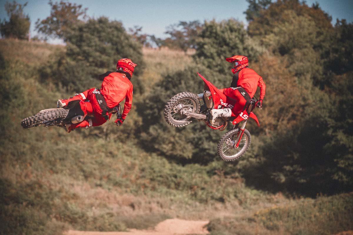 FEATURE - 2021 GAS GAS Motocross range
