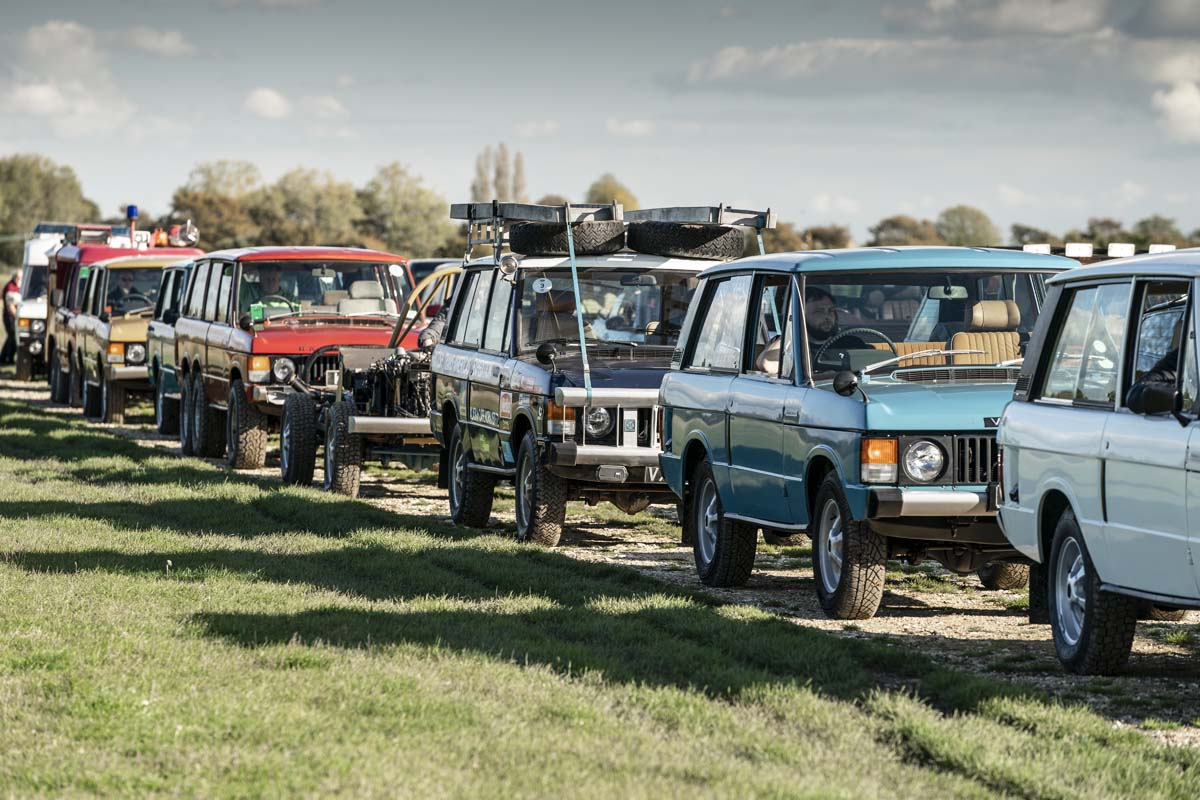 REPORT – Range Rover at 2020 Goodwood SpeedWeek