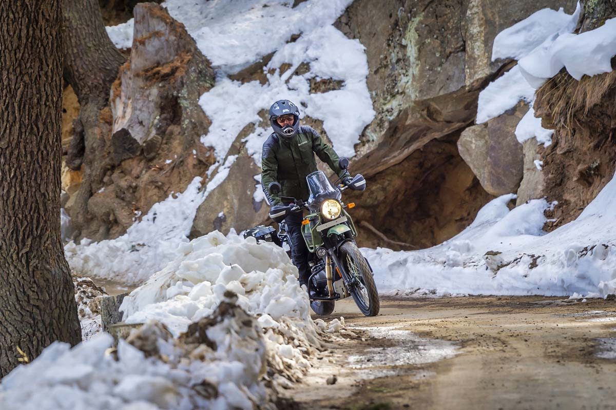 Royal Enfield updates Himalayan