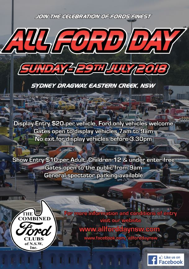 all ford day