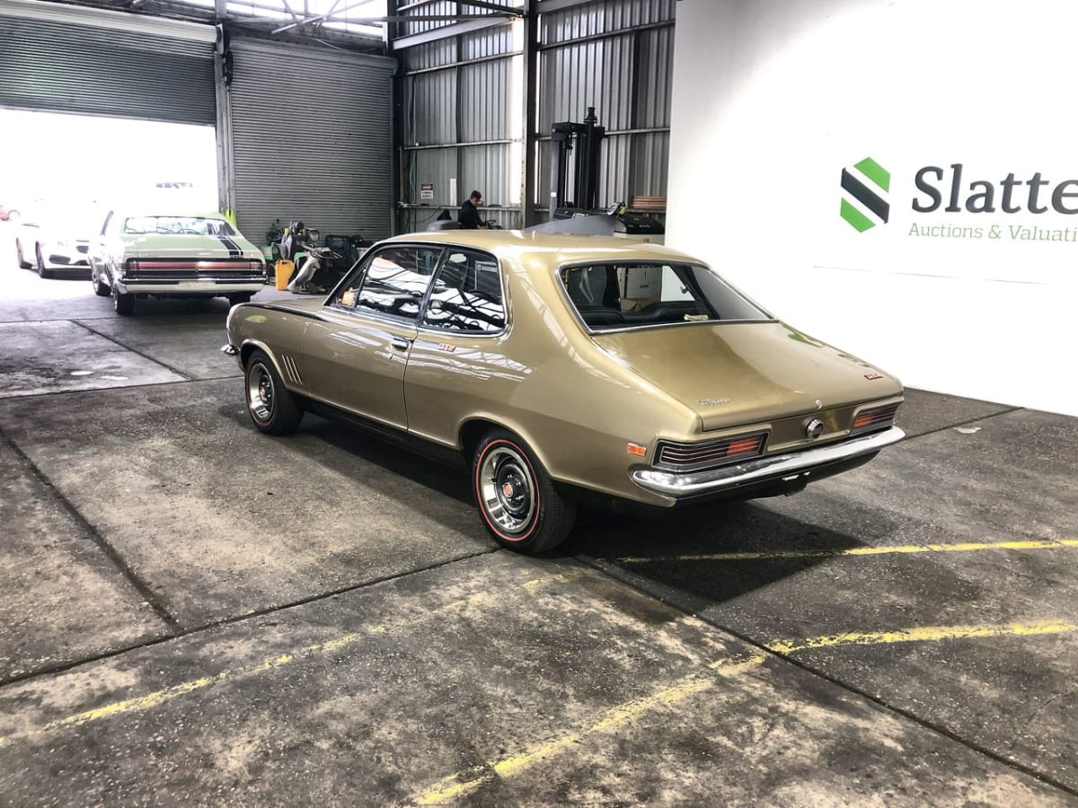 1971 HOLDEN LC TORANA GTR MANUAL COUPE
