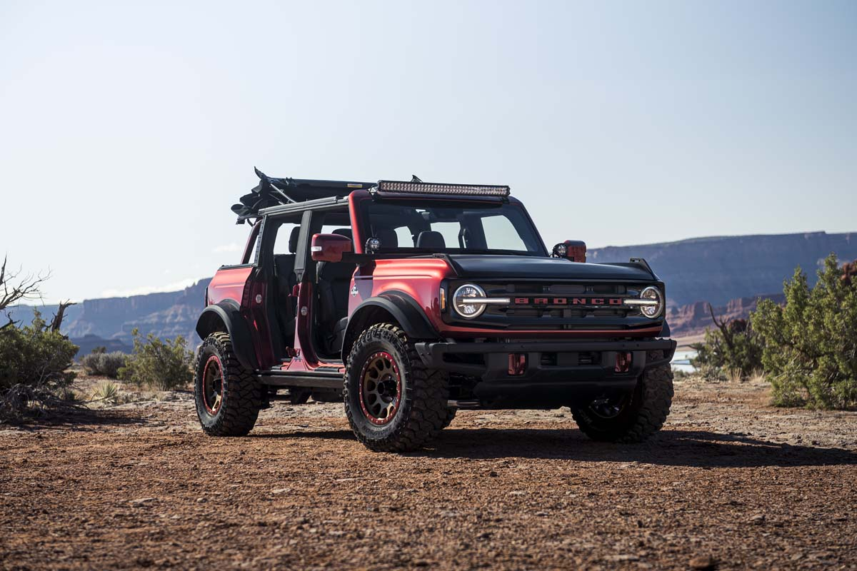 FEATURE – Ford Bronco Outer Banks