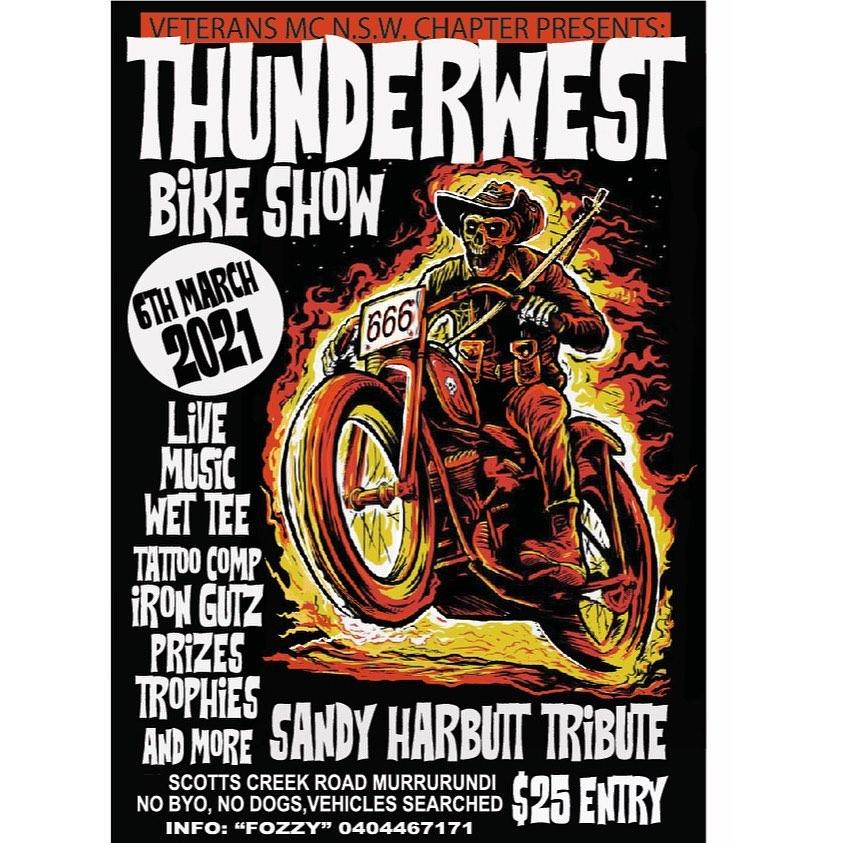 Thunder West Motor show 2021