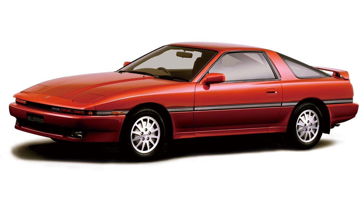 Toyota to produce more A70/A80 Supra spares