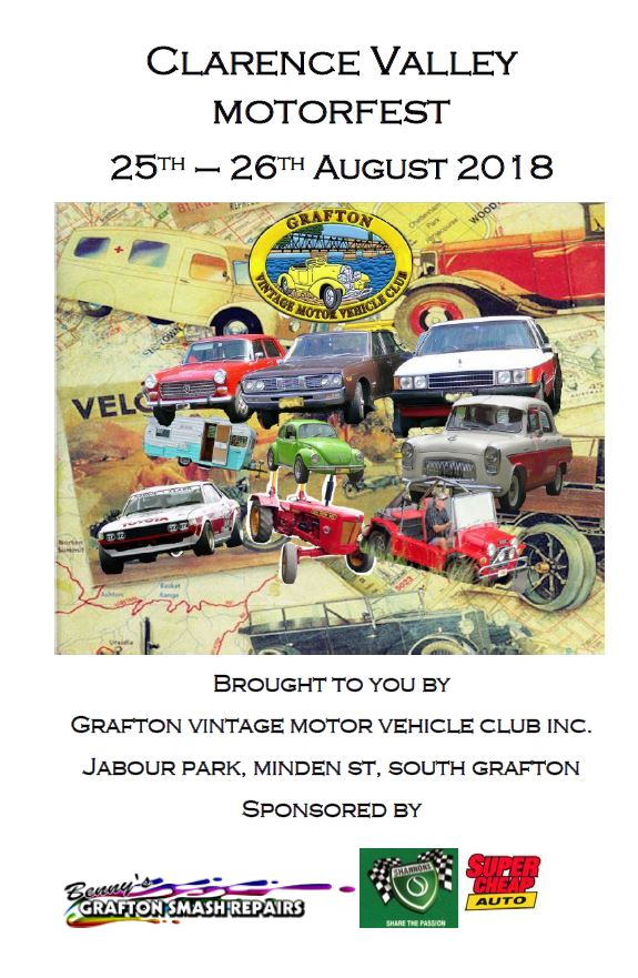 grafton motorfest
