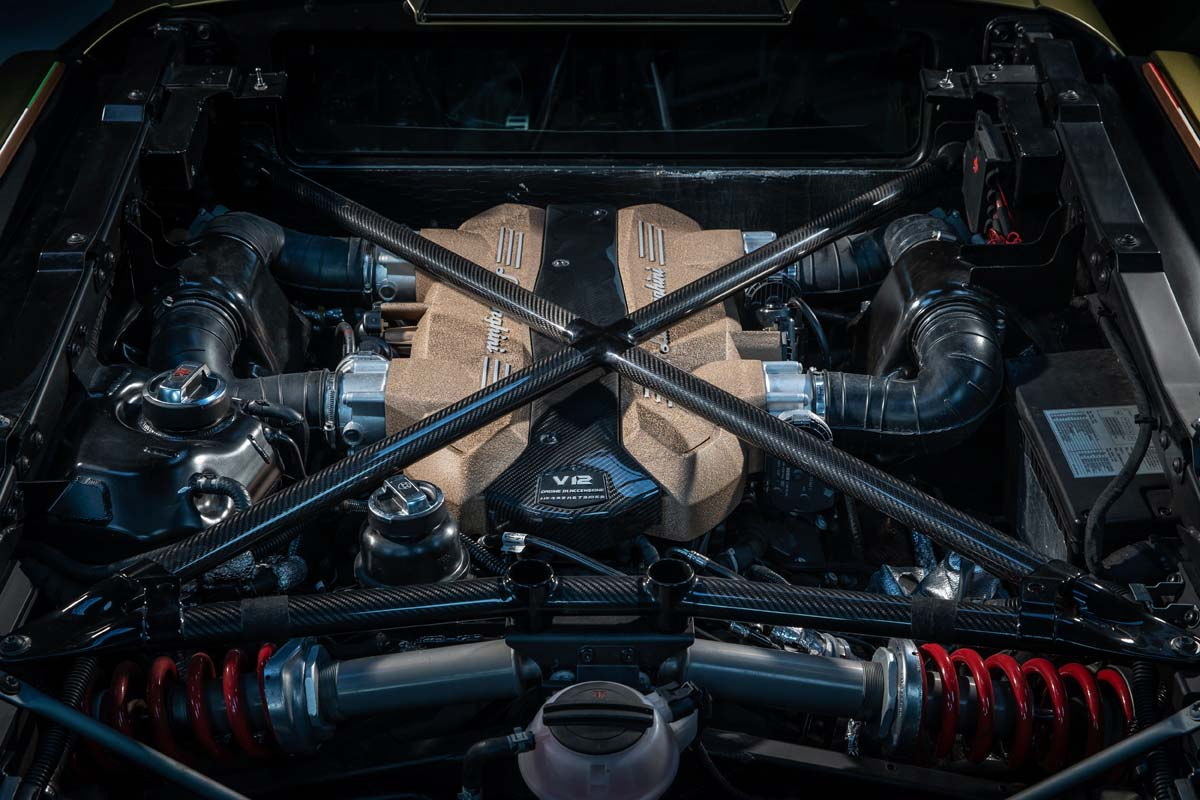 TECH – 48-VOLT HEADS TO SUPERCARS