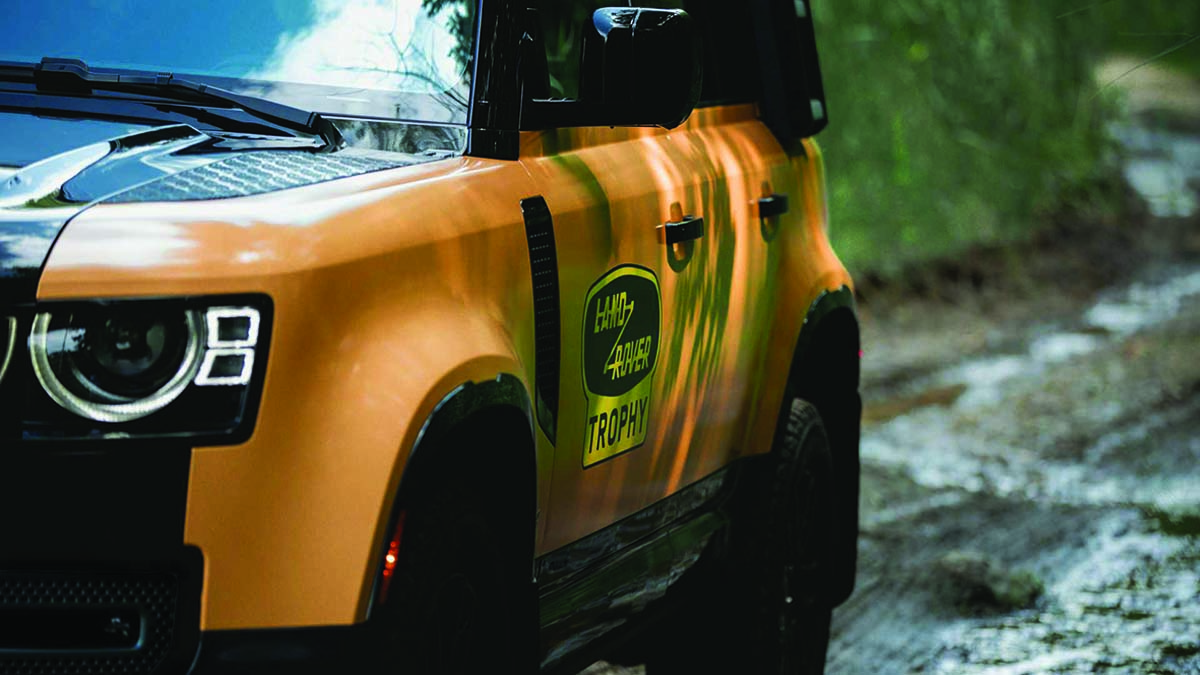 FEATURE – Land Rover Defender Trophy Edition