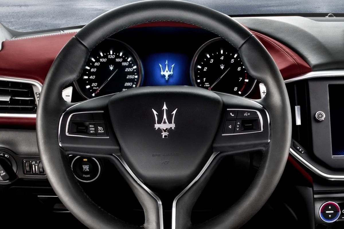 Win a new, $345K Maserati with Camp Quality