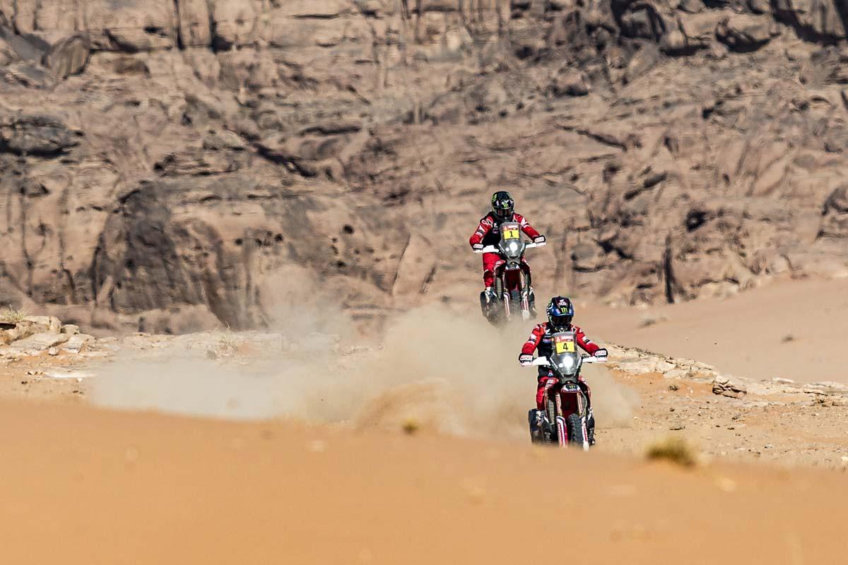 REPORT – 2021 Dakar Rally