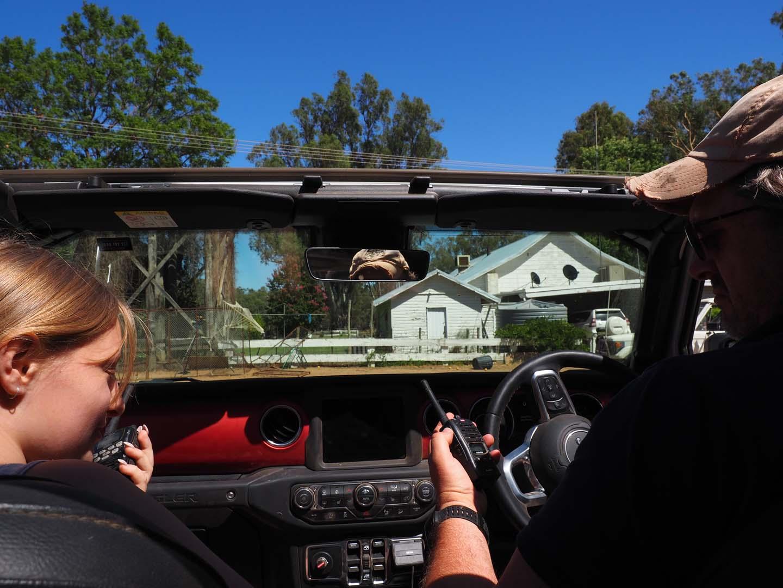 Exploring the Farm - Jeep Wrangler Rubicon Part 3 of 5