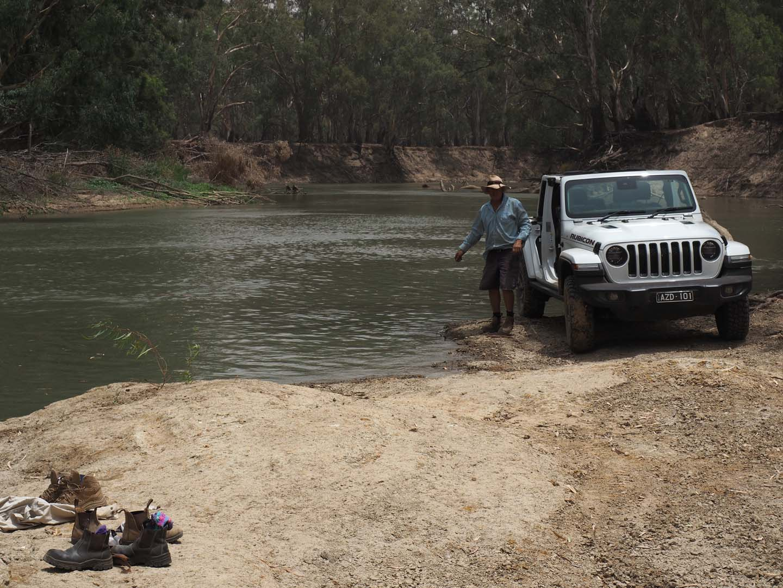 The Murrumbidgee - Jeep Wrangler Rubicon Part 4 of 5