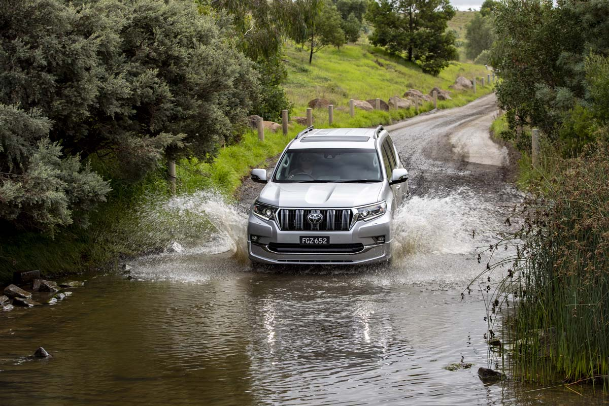 ADVICE – CHOOSING BETWEEN AN SUV AND 4WD