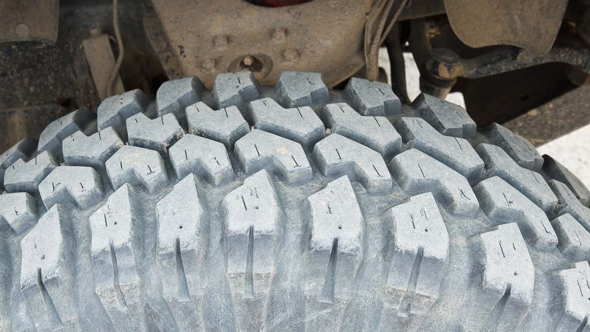 ADVICE – HOW TO CHECK YOUR TYRES ARE SAFE