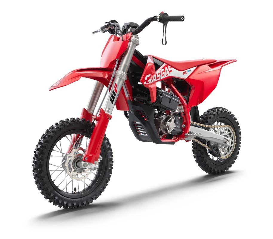 2021 GAS GAS mini bike range – MC-E 5