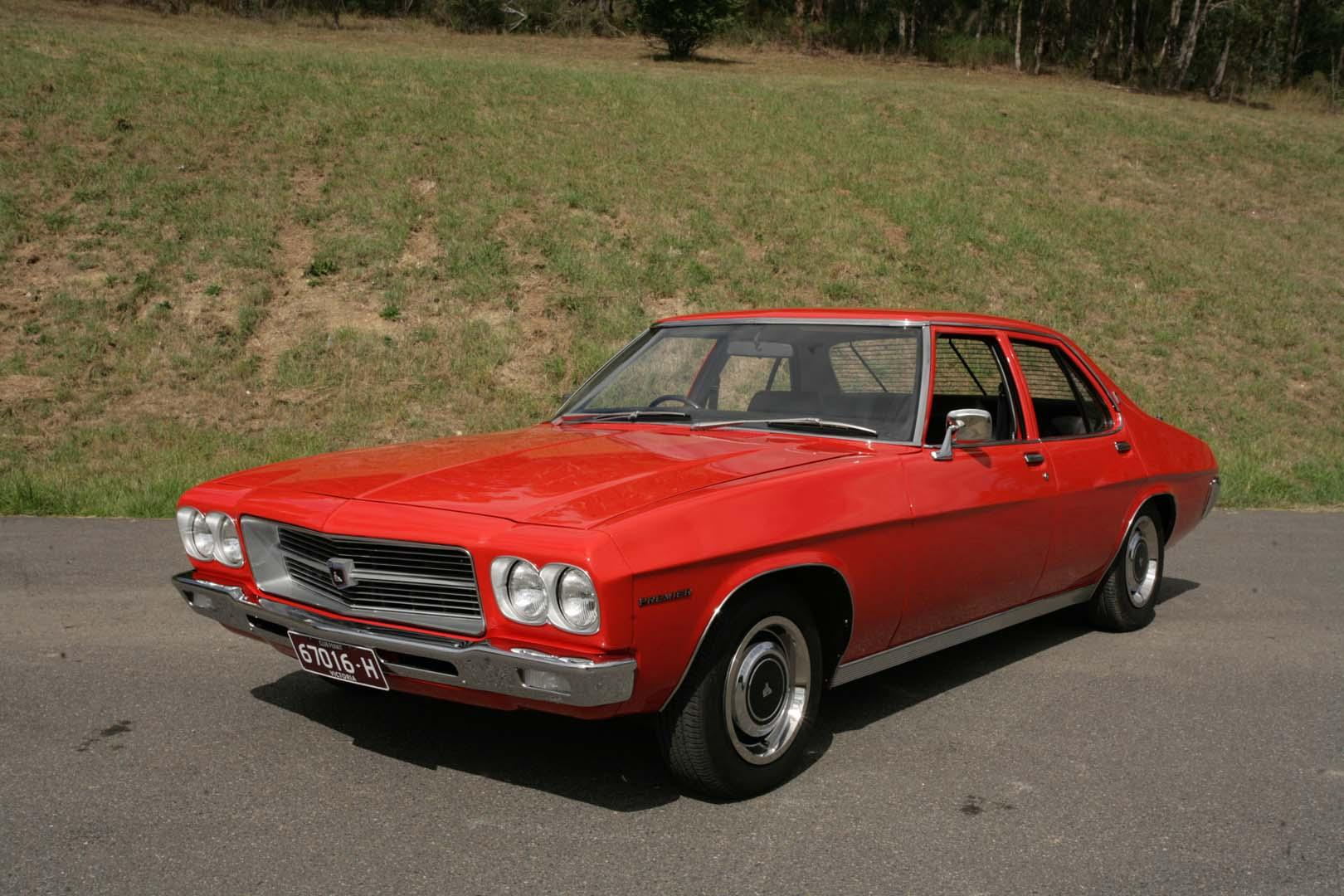 Feature 1972 Holden Hq Premier Sedan Just Cars