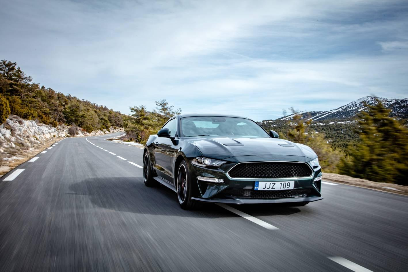 Ford Mustang Bullitt The Most Powerful Mustang Ever Sold In Just Cars